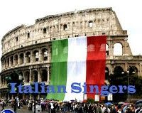 list of italian singers and bands