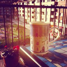 Un té al sol.