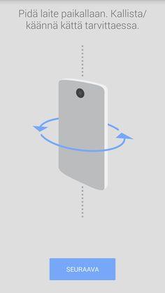 Tekniikkaluola: Arvostelussa Google Kamera sovellus Androidille.  #Android  #Sovellus