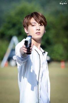 #BTS #JUNGKOOK shot me