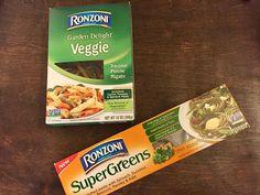 FashionFoodieLA: Review: Veggie Based Pastas