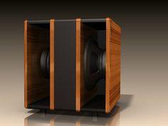 Our social Life Open Baffle Speakers, Horn Speakers, Diy Speakers, Audiophile Speakers, Hifi Audio, Woofer Speaker, Stereo Cabinet, Speaker Box Design, Diy Tech