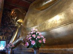 The Reclining Buddha (Bangkok)
