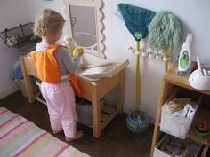 Montessori Mornings!
