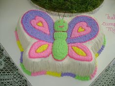 butterfly cake ideas | Tasty | Pinterest | Butterfly cakes, Cake and ...