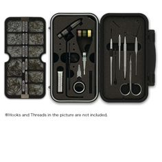 C&F DESIGN | Fly Tying Tool | Fly Filing System