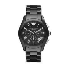 Emporio Armani Uhr AR1400 Valente mit Gravur