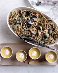 Best Manila Clams Or Small Littleneck Clams Recipe on Pinterest