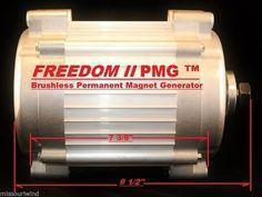 Missouri Freedom II 48 Volt Permanent Magnet Generator for Wind or Hydro Solar Power Facts, Solar Generator, Power Energy, Solar Energy System, Wind Power, Alternative Energy, Renewable Energy, Wind Turbine, Ebay