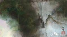 """""""2016中国画泼彩画双年展暨学术研讨会""""在昆山隆重举行"""