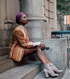 I remember when one of my greatest fears was failing at something I was passionate about. Now that fear is not failure. It's not knowing what would have happened if I'd just tried. #paolalostinnewyorkcity #findingpaola