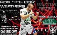 Caged Chaos 5 at Canterbury Park! I return to the cage 2/22. Tickets on sale Monday 12/2/13 #BJJ #MMA #FearTheBeard