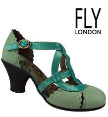 Lucille_Poppy_Jackie - FLY London - The brand of universal youth fashion culture