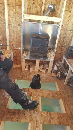 55 best ice fishing shanty images fishing shack ice fishing rh pinterest com