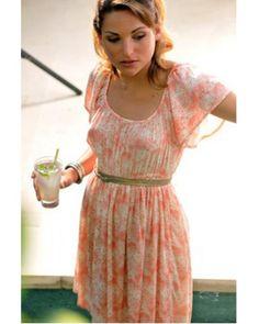 Komodo Lola Abstract Print Dress £70 from Fashion Conscience