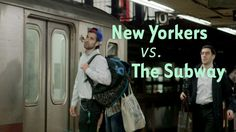 In New York City, it's a rite of passage to chase after a subway train after the doors have closed. This amazing montage of New Yorkers missing their trains will make you feel better about how your day's going. You won't know if you want to laugh or cry! Click here to watch now.