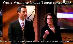 What Will and Grace Taught Me. Anastasia Beaverhausen, Straight People, Will And Grace, Himym, Great Tv Shows, Karen Walker, What Goes On, Parks And Recreation, Pretty Little Liars