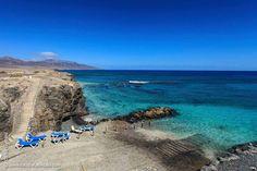 Punta de Jandia, al sur de Fuerteventura.