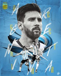 World Cup Argentina World Cup Russia 2018, World Cup 2018, Fifa World Cup, World Cup Teams, Soccer World, Lionel Messi Wallpapers, Real Madrid Football, Sports Graphics, Football Art