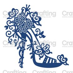 Tattered Lace Dies - High Heel Charisma