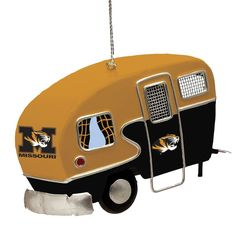 Missouri Tigers Camper Ornament