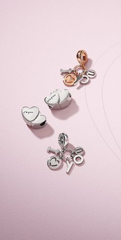 The iconic PANDORA heart comes in all different sizes and shapes - which is your favourite?