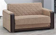 The Denver Loveseat Sofa Sleeper by Empire
