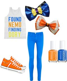 """Finding Dory Premiere"".  My baby wants to go see Finding Dory, and wear matching outfits. ill wear this. <3"