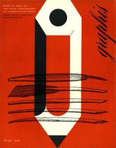 1946 Graphis Magazine cover