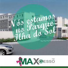 Nós estamos na obra Parque Ilha do Sol. Veja: http://www.mrv.com.br/imoveis/apartamentos/saopaulo/itu/jardimdasrosas/parqueilhadosol  Melhor Gesso, nas melhores obras! ;)