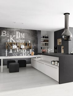 Custom fitted #kitchen FORMA Young by Comprex | #design MARCONATO & ZAPPA ARCHITETTI ASSOCIATI @comprex
