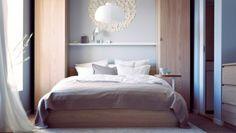 Tête de lit armoire tendance