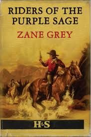 My second western title was Riders of the purple sage by Zane Grey, which I choose as it is considered a classic in the genre. It was the title that confirmed to me that I'll never be a convert to westerns, lol. It followed all the expected tropes in the genre, with the lone hero helping to save the day, but I really struggled with both the language used and the rather stubborn blindness of the main female character about who the villains of the piece (her fellow church members) really were.