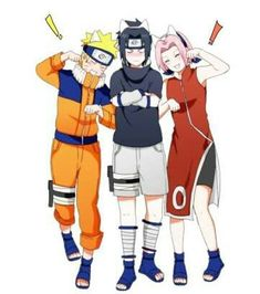 Read equipo 7 from the story naruto imagenes by with reads. Naruto Team 7, Naruto And Sasuke, Susanoo Kakashi, Naruto Fan Art, Naruto Anime, Kakashi Sensei, Naruto Sasuke Sakura, Naruto Cute, Naruto Shippuden Anime