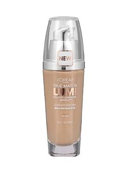 L'OREAL True Match Lumi Foundation - I have been using this stuff for years! I love it. Great dupe for Armani Luminous Silk!