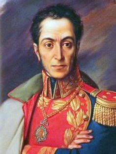El Libertador, Simón Bolívar