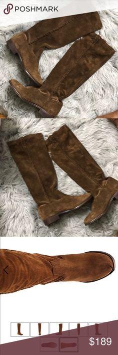 Nwot frye long boots Beautiful!! Frye Shoes