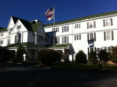 The Green Park Inn in Blowing Rock, NC....