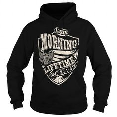 LAST NAME, SURNAME TSHIRTS - TEAM MORNING LIFETIME MEMBER EAGLE T-SHIRTS, HOODIES, SWEATSHIRT (39.99$ ==► Shopping Now)