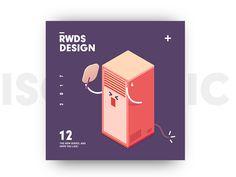 hot by Rwds #Design Popular #Dribbble #shots
