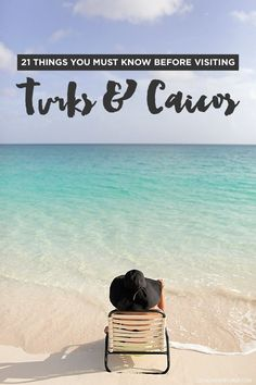 21 Things You Must Know Before Visiting Turks and Caicos - our favorite Caribbean destination // localadventurer.com