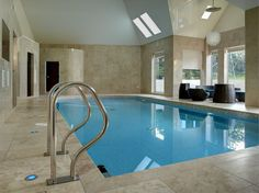 Luxury Indoor Pool Designers 2013