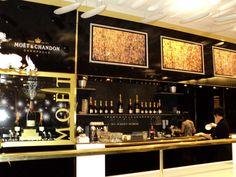 Champagne Bar, Galleries Lafayette, Paris