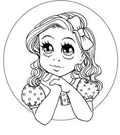 Image result for anime chibi tierno variedad para colorear