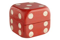I like this, but I'm not sure why.  Red Dice Box on One Kings Lane today