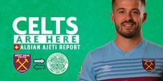 Celtic Closing in on English Premier League Striker