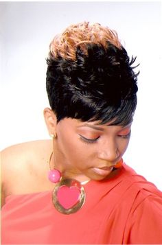 Short hair Gwen A HEAVENLY PLACE IN HAIR 8502432297