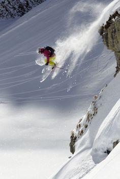 Extreme Skiing
