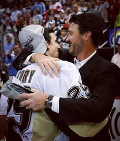 Only Mario Lemieux has spent more seasons with the Pittsburgh Penguins than Marc-Andre Fleury.