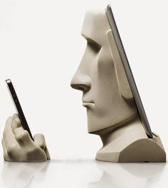 Bem Legaus!: Moai de gadgets